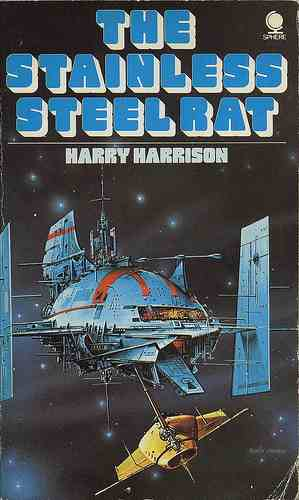 R.I.P. Harry Harrison, creator of the Stainless Steel Rat, Bill the Galactic Hero, and Soylent Green
