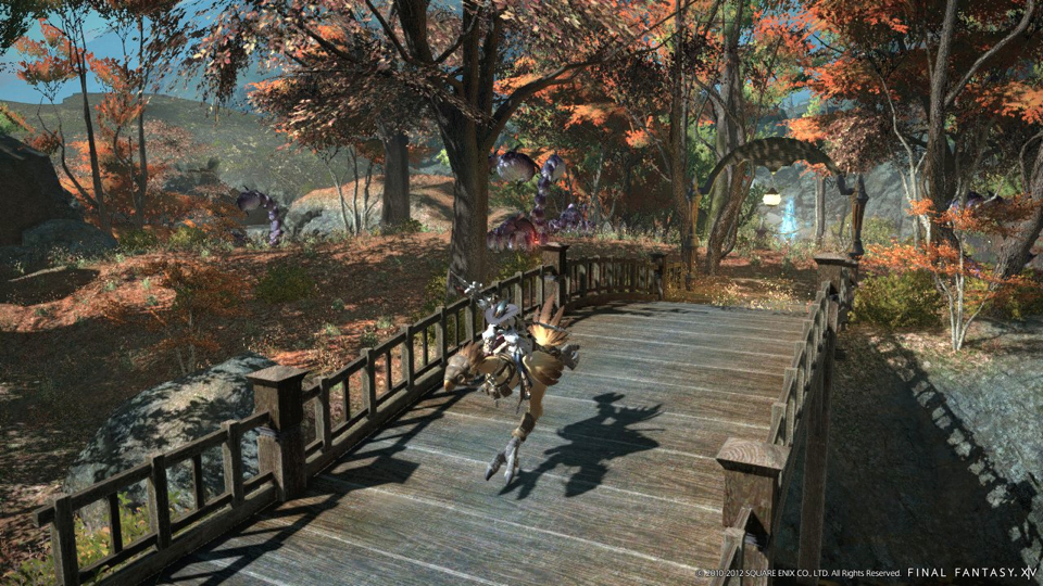 Click here to read &lt;em&gt;Final Fantasy XIV&lt;/em&gt; Screenshots and Concept Art Dazzle