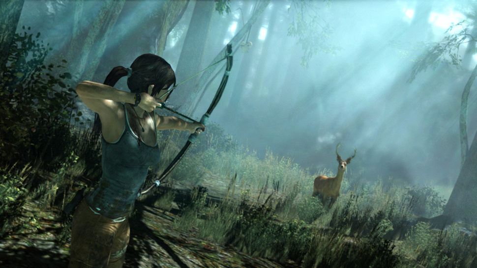 <em>Tomb Raider</em> Isn't Getting a Demo Because 'We Don't Want to Spoil the Story'