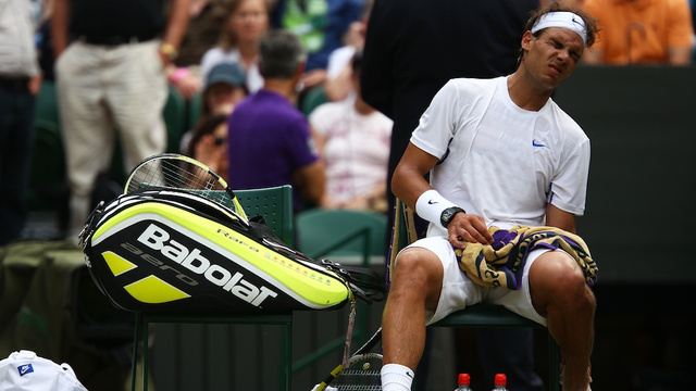 "Rafael Nadal Pulls Out Of U.S. Open With An Injury, So Let's Cue The ""Style Of Play"" Talk"