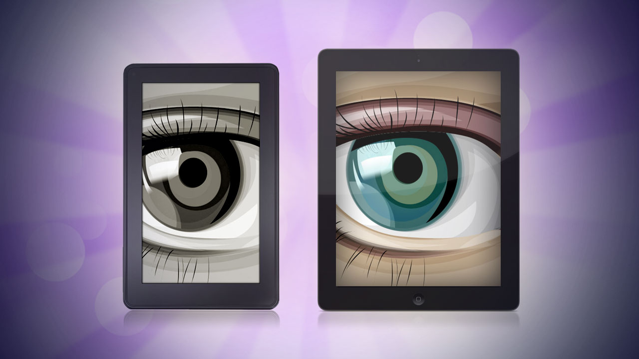 Click here to read Is E-Ink Really Better for My Eyes than My iPad?