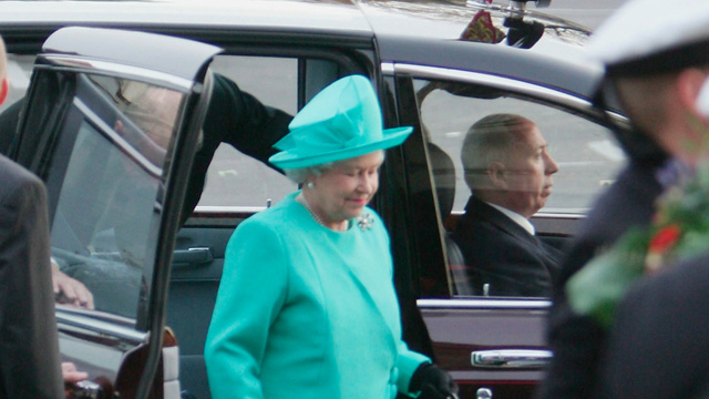Buckingham Palace Needs A New Chauffeur