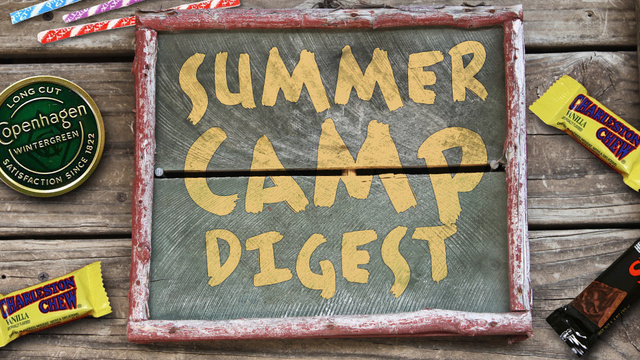 Throwing Up Dip And Learning About Blowjobs: Deadspin's Notes On Summer Camp