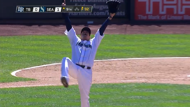 Felix Hernandez Just Threw A Perfect Game Against The Rays