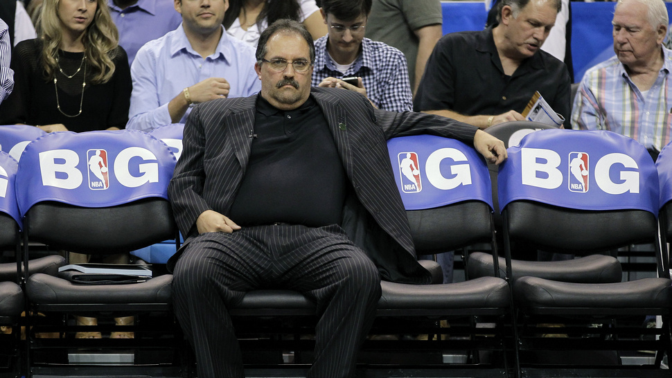 "Stan Van Gundy On The Magic: ""You Get What You Deserve"""