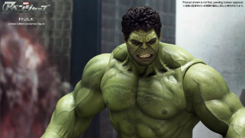 Click here to read I Know What Hulk Looks Like with His Shirt Off