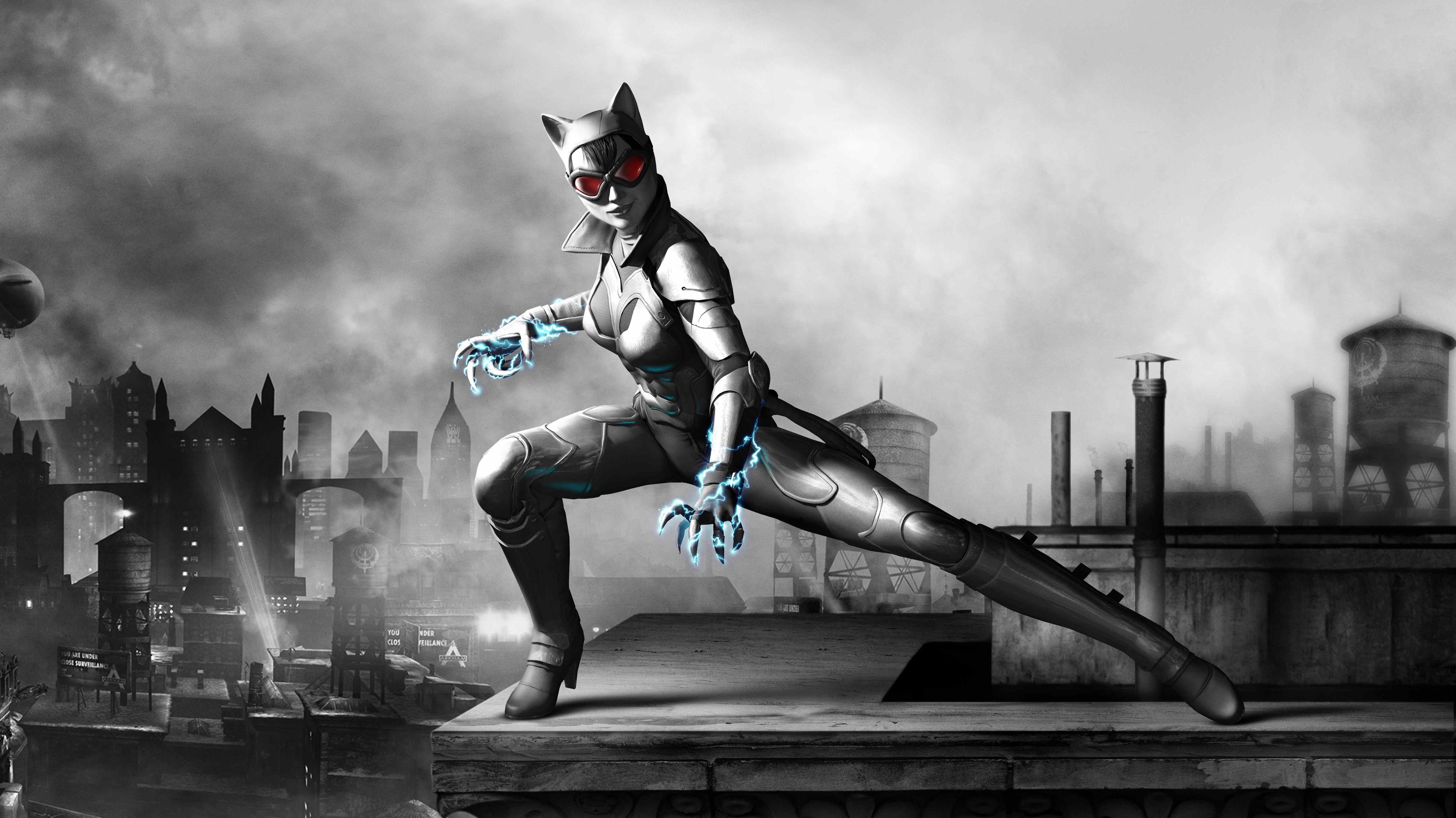 Click here to read Catwoman Looks More Modest in <em>Batman: Arkham City</em> for Wii U