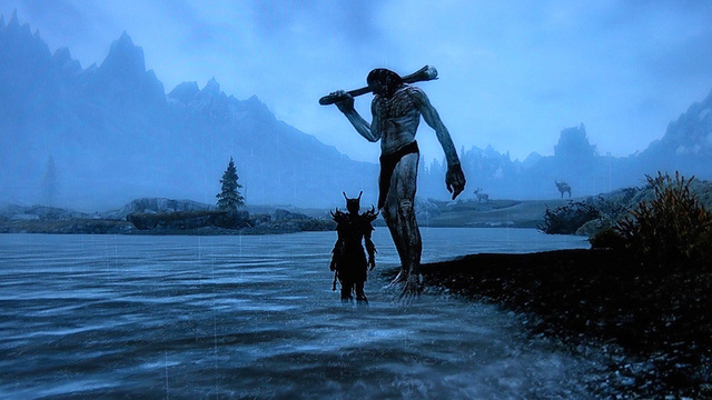 How Skyrim's Difficulty Works, And Why That First Giant Killed You Outside Whiterun