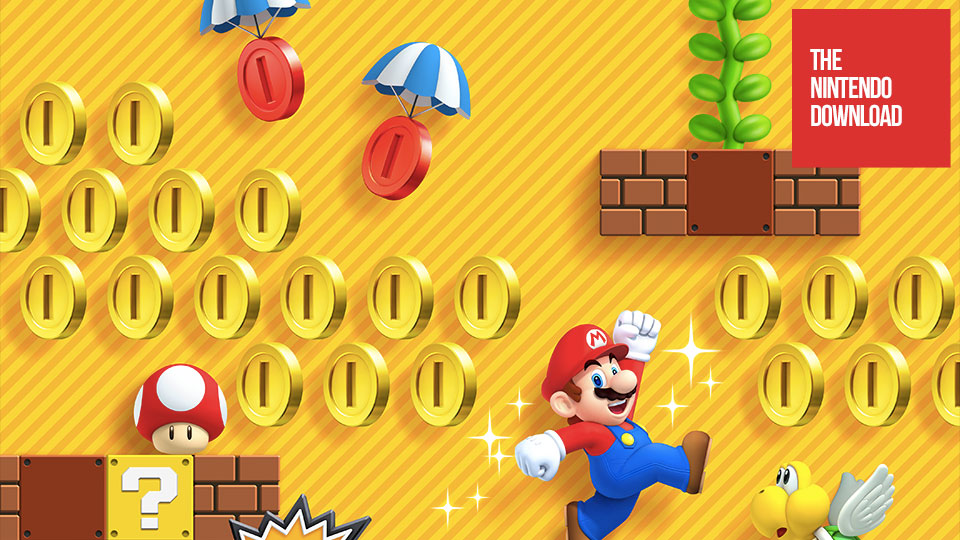 Click here to read The First Fully Downloadable New Mario Game Dominates the Weekly Nintendo Download