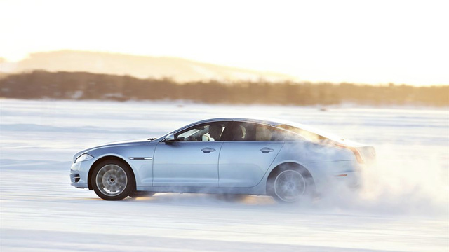 2013 Jaguar XF And XJ Are Getting All-Wheel-Drive