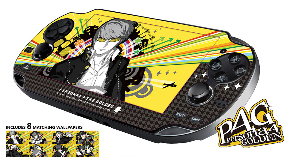 Click here to read Preordering <em>Persona 4 Golden</em> Makes Your Vita Look So Pretty