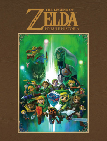 Click here to read <em>Hyrule Historia</em>, the <em>Zelda</em> Encyclopedia, Will Be Localized for North America