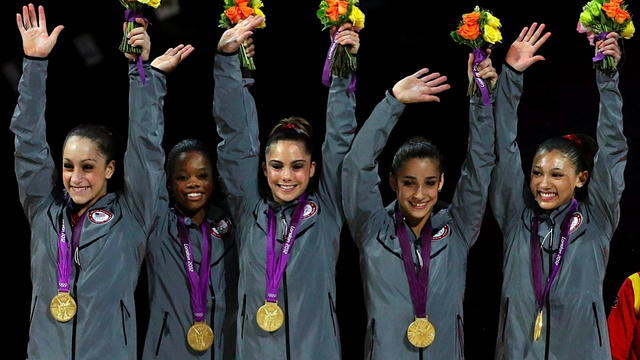Female Athletes Were Trending Like Gangbusters During the Olympics