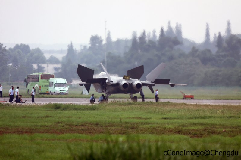 Click here to read China Has a Transformers Jet Fighter Now?