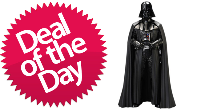 This Kotobukiya Darth Vader Statue Is The Most-Impressive Deal of the Day [Dealzmodo]