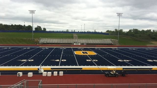 A Detroit Lions Executive Might Lose His House Because The High School Built A Blue Turf Football Field It Can't Afford
