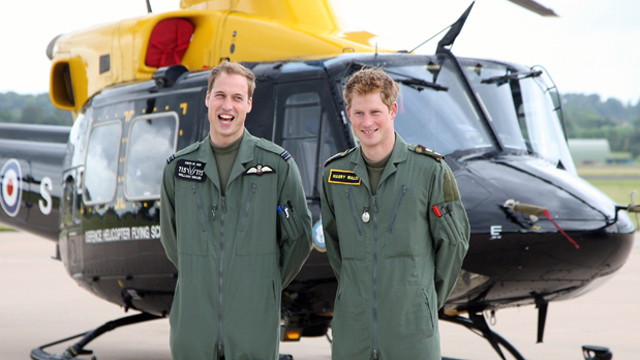 Prince William Saves a Young Girl from Becoming a Sea King's Bride [Prince William]