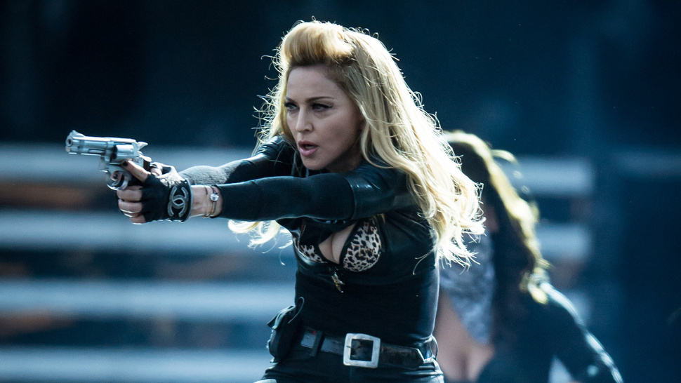 Russian Bigots Sue Madonna for Hurting Their Feewings
