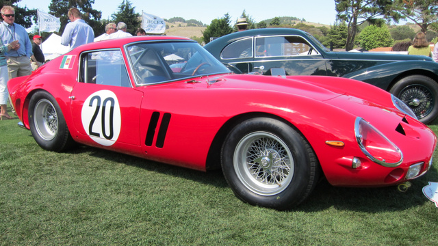 Take A Look At The Amazing Cars Of Pebble Beach's Most Exclusive Event