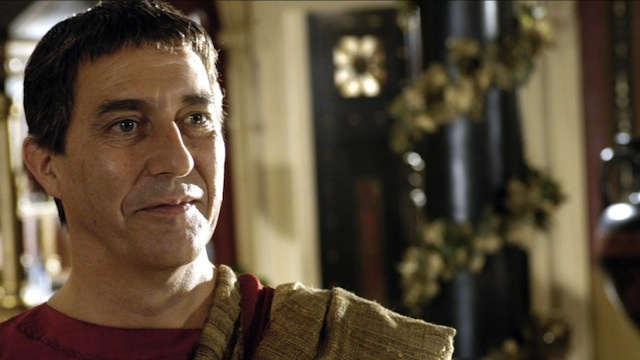 Game of Thrones casts a Roman dictator as Mance Rayder