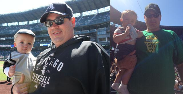 A Freaking Baby Has Witnessed Two Perfect Games This Season