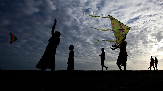 Go Fly a Kite (Seriously, It Looks Fun)