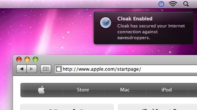 Click here to read Cloak VPN Offers One-Click Security for Your Mac, iPhone, or iPad