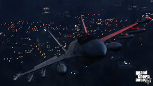 Here's Proof That Grand Theft Auto V Has Planes, Bikes, And Cars