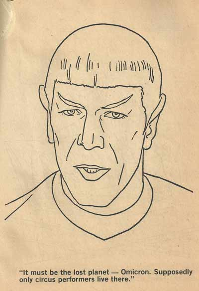 star trek coloring books highlights include originaljpg400x584 - Star Trek Coloring Book