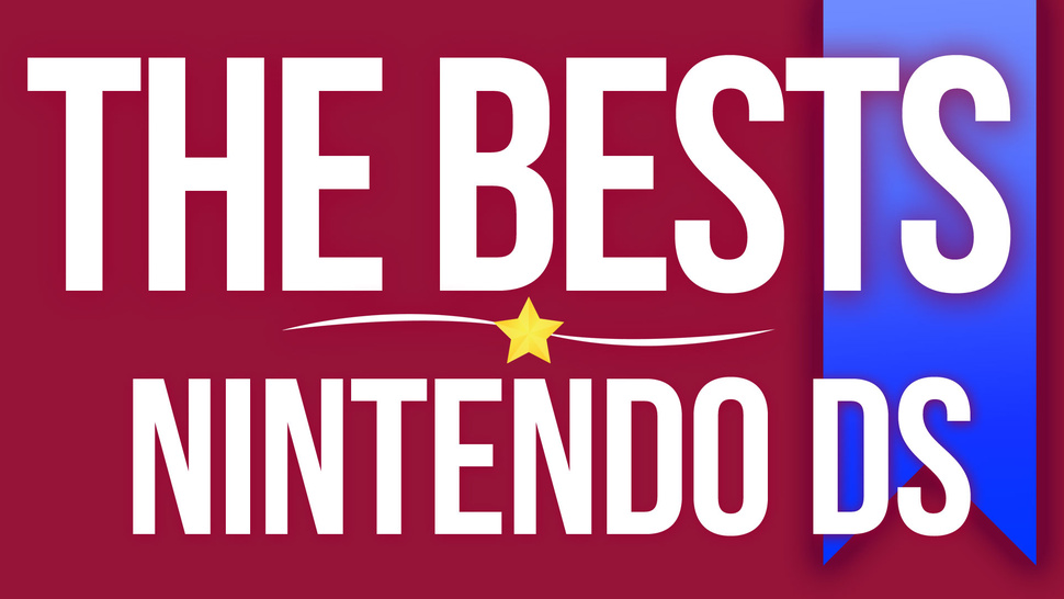 The 12 Best Games for the DS