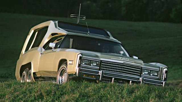 The Ten Craziest One-Off Cars Ever Built