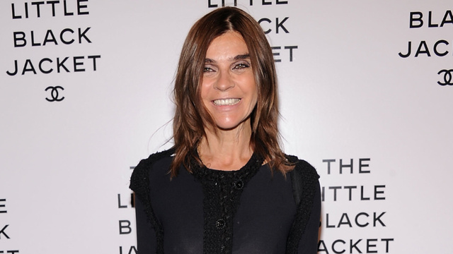 Carine Roitfeld Is Anti-Anorexia, Pro-Peeing Behind Cars