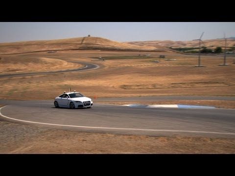 Click here to read Watch Stanford's Autonomous Audi TTS Hit 120 MPH