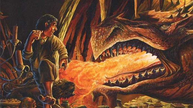 When will we get to see Smaug in The Hobbit?
