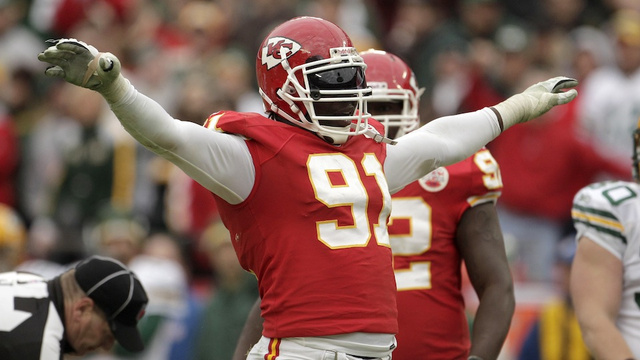 Wait, The Chiefs Managed To Keep Tamba Hali's Arrest Hidden For This Long?
