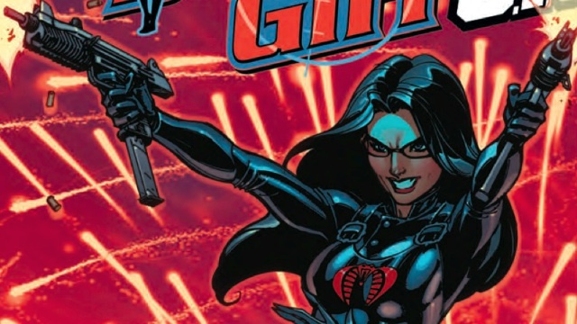 Monday Comics Preview: G.I. Joe, Danger Girl, and Dungeons and Dragons