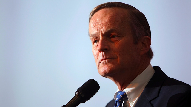 Todd Akin Was Probably Going to Win the Missouri Senate Race Before He Vomited All Over America