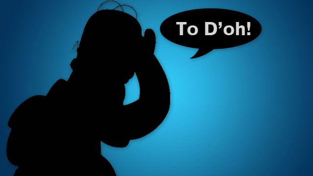 The To D'oh! List: Limiting and Learning from Your Mistakes