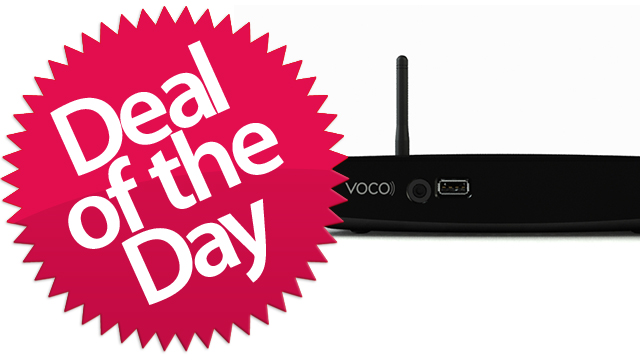 This VOCO Wireless Music System Is The Kanye-Is-Just-A-Shout-Away Deal of the Day [Dealzmodo]