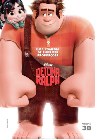 Wreck-It Ralph - International Posters