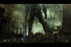 Tonight, You Dine on Incredible Concept Art