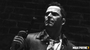Max Payne 3, Now Available in Black & White