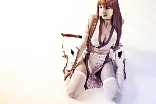 Just Like That, Dead or Alive's Kasumi Comes Alive