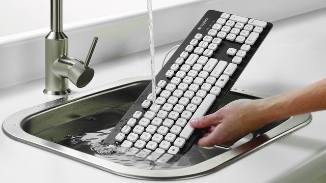 A Washable Keyboard That's Worth Keeping Clean