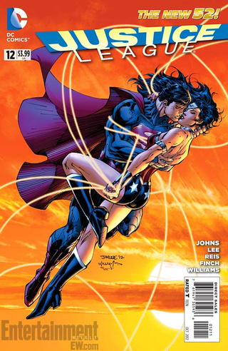 Wonder Woman and Superman are now officially doing it