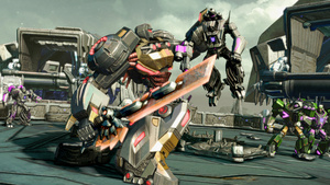 Seven Game Critics Combine to Form a Transformers: Fall of Cybertron Frankenreview