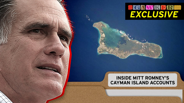 The Bain Files: Inside Mitt Romney's Tax-Dodging Cayman Schemes