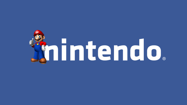 It Sounds Like Nintendo Wants to Make A Gamer's Version of Facebook