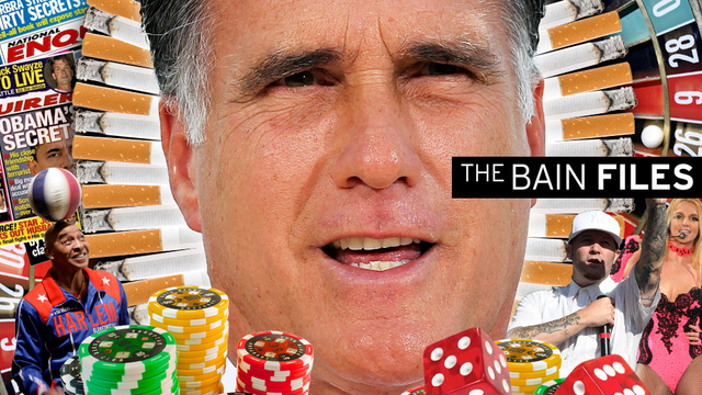 Mitt Romney Is the National Enquirer's Banker