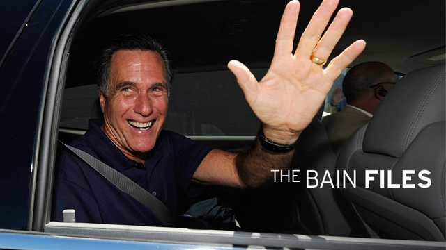 Mitt Romney's Endless 'Retirement' Package